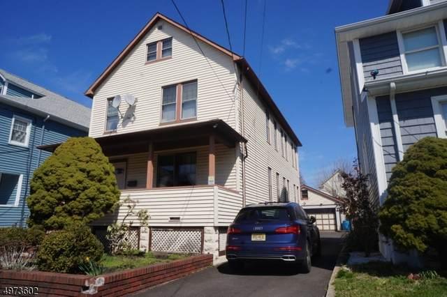 941 Kenneth Ave, Elizabeth City, NJ 07202 (MLS #3625864) :: The Sue Adler Team