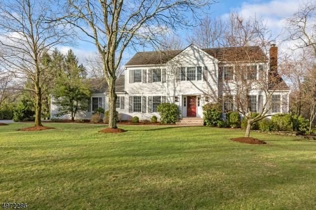 95 Tuxford Ter, Bernards Twp., NJ 07920 (MLS #3625891) :: The Dekanski Home Selling Team