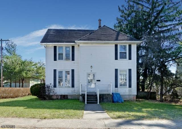 19 W Johnston St, Washington Boro, NJ 07882 (MLS #3625909) :: Halo Realty