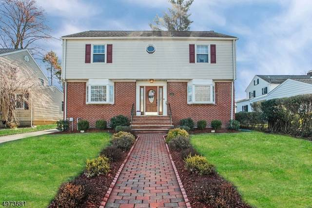 124 Stanley Ave, Nutley Twp., NJ 07110 (#3625952) :: Nexthome Force Realty Partners