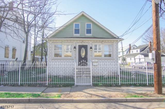 195 W End Ave, Newark City, NJ 07106 (MLS #3625973) :: The Sue Adler Team
