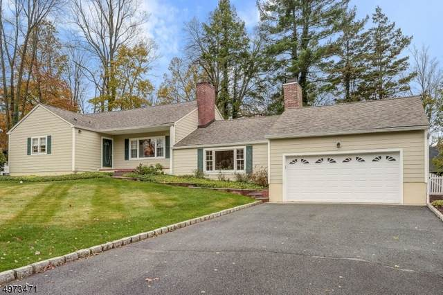 28 Beechwood Dr, Morris Twp., NJ 07960 (#3626009) :: Jason Freeby Group at Keller Williams Real Estate