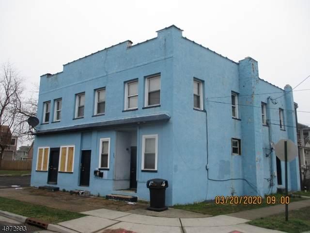 201 Johnston Ave, Plainfield City, NJ 07062 (MLS #3626020) :: Vendrell Home Selling Team