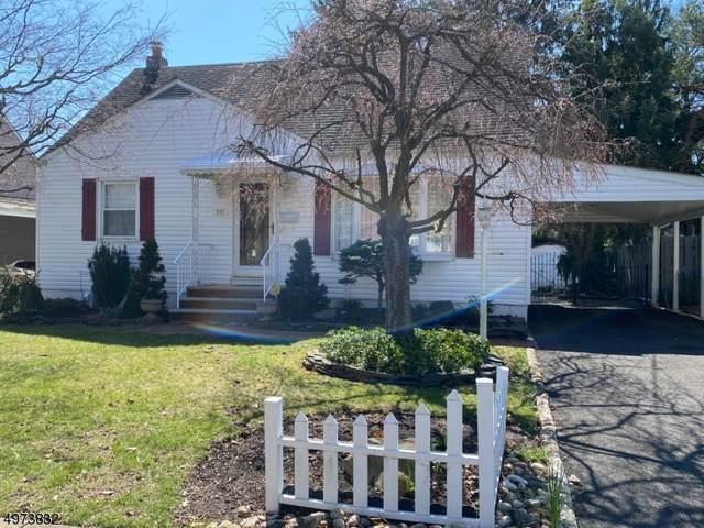 970 Milton Blvd, Rahway City, NJ 07065 (MLS #3626081) :: The Dekanski Home Selling Team