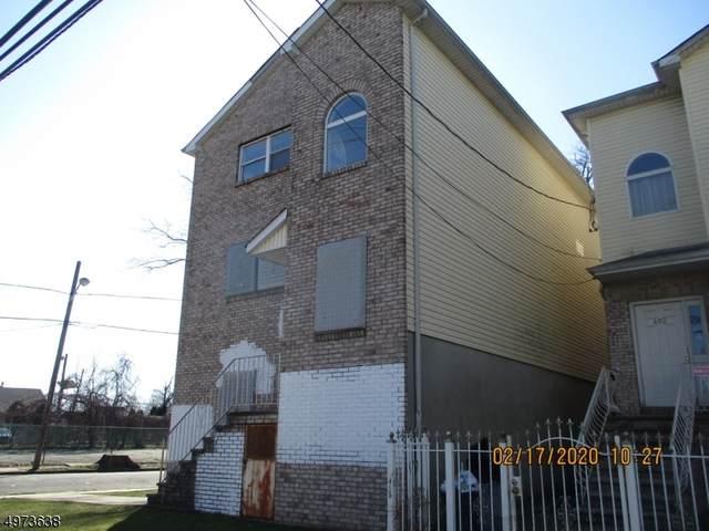 490 Hawthorne Ave, Newark City, NJ 07112 (MLS #3626092) :: The Sue Adler Team