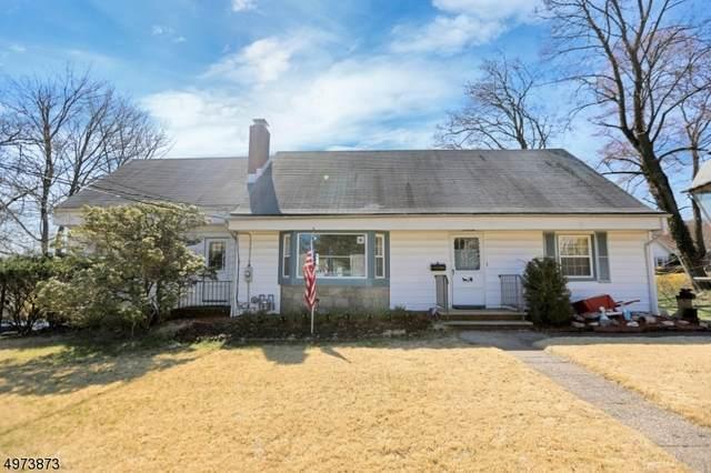 16 Morningside Ave, North Haledon Boro, NJ 07508 (MLS #3626098) :: William Raveis Baer & McIntosh