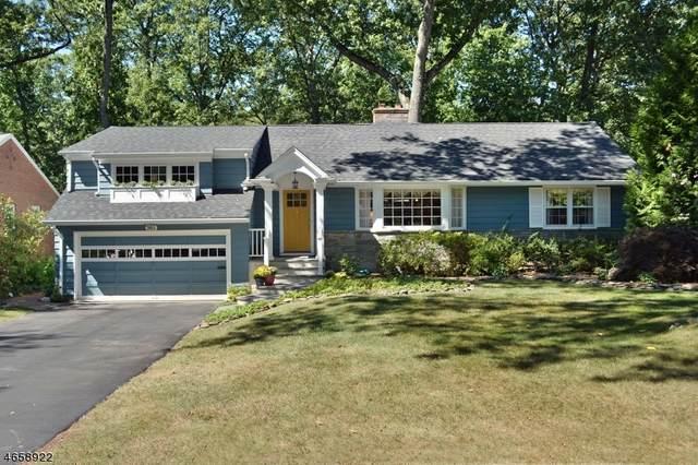 361 Cedar Hill Ave, Wyckoff Twp., NJ 07481 (MLS #3626100) :: William Raveis Baer & McIntosh