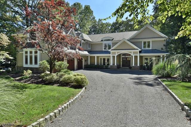 96 Dimmig Rd, Upper Saddle River Boro, NJ 07458 (#3626124) :: Jason Freeby Group at Keller Williams Real Estate