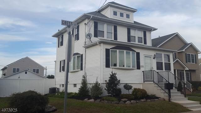1154 Gress St, Manville Boro, NJ 08835 (#3626133) :: Jason Freeby Group at Keller Williams Real Estate