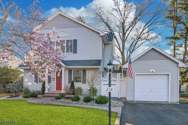 218 S Springfield Ave, Springfield Twp., NJ 07081 (MLS #3626138) :: The Premier Group NJ @ Re/Max Central