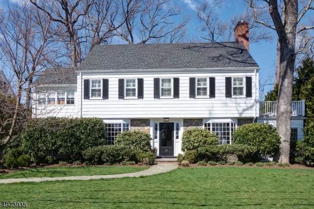 24 Windsor Rd, Summit City, NJ 07901 (MLS #3626169) :: The Dekanski Home Selling Team