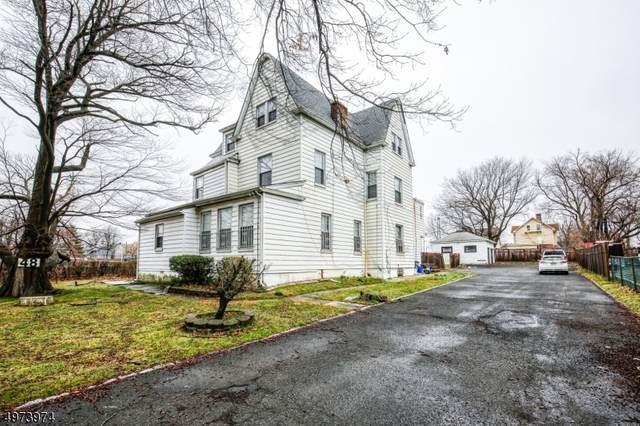 48 Hawthorne Ave #2, East Orange City, NJ 07018 (#3626175) :: Jason Freeby Group at Keller Williams Real Estate