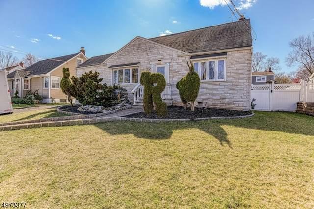 826 Hillside Rd, Rahway City, NJ 07065 (MLS #3626196) :: The Dekanski Home Selling Team