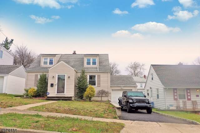 22 Rollins Ave, Clifton City, NJ 07011 (MLS #3626295) :: SR Real Estate Group