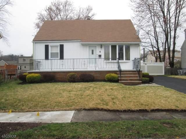 5 Crestwood Ct, Totowa Boro, NJ 07512 (MLS #3626322) :: William Raveis Baer & McIntosh