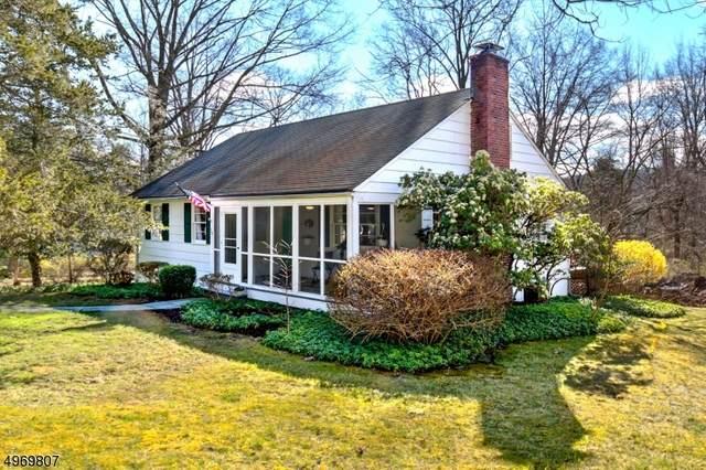 54 Hull Road, Bernardsville Boro, NJ 07924 (MLS #3626331) :: SR Real Estate Group