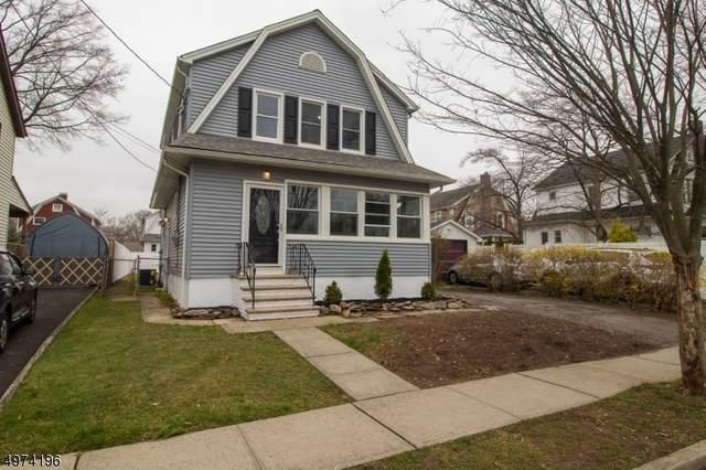 469 Sycamore St, Rahway City, NJ 07065 (MLS #3626356) :: The Dekanski Home Selling Team