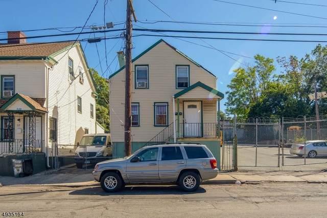 116 S Day St, City Of Orange Twp., NJ 07050 (MLS #3626376) :: SR Real Estate Group