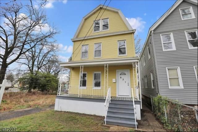 631 Thomas Blvd, East Orange City, NJ 07017 (MLS #3626378) :: SR Real Estate Group
