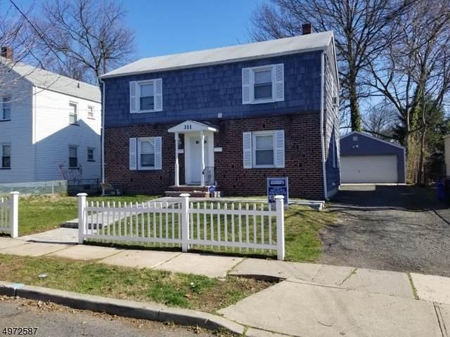 311 Wilson Ave, Rahway City, NJ 07065 (MLS #3626422) :: The Dekanski Home Selling Team