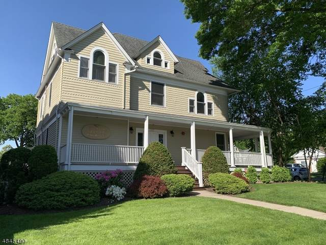 133 Prospect Street, Westfield Town, NJ 07090 (MLS #3626440) :: The Dekanski Home Selling Team