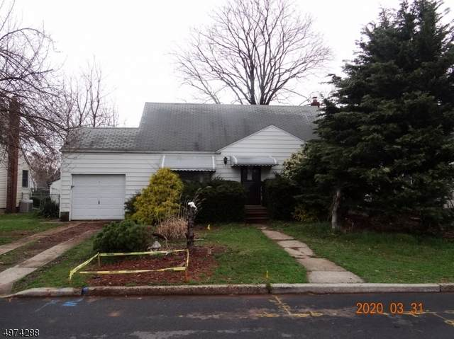 520 Fairway Rd #1, Linden City, NJ 07036 (MLS #3626443) :: The Dekanski Home Selling Team