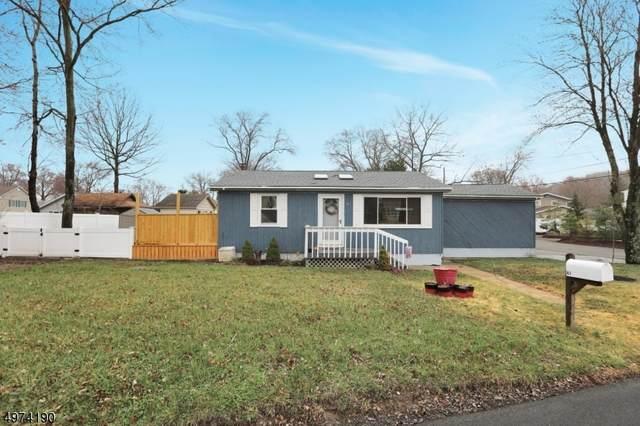 61 Brady Road, Jefferson Twp., NJ 07849 (MLS #3626477) :: William Raveis Baer & McIntosh