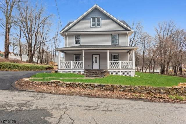 36 Castle Rock Rd, Jefferson Twp., NJ 07849 (MLS #3626485) :: William Raveis Baer & McIntosh
