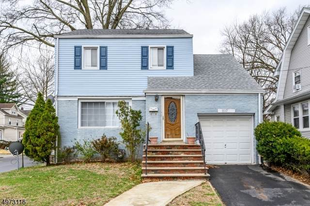 1022 Fairview Pl, Hillside Twp., NJ 07205 (MLS #3626499) :: Mary K. Sheeran Team
