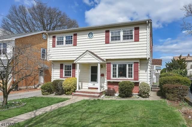 28 Fordham Rd, Clifton City, NJ 07013 (#3626695) :: NJJoe Group at Keller Williams Park Views Realty