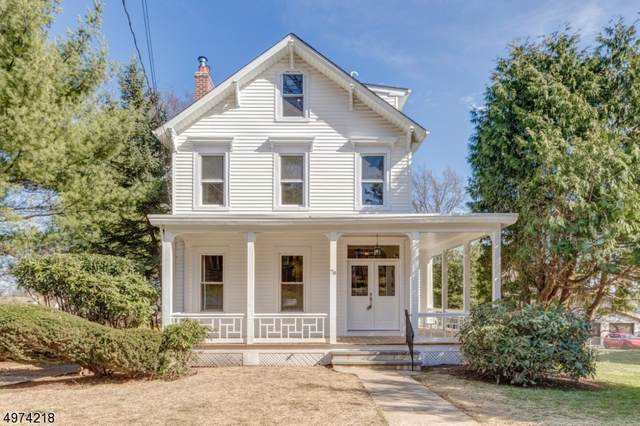 78 Hillside Ave, West Orange Twp., NJ 07052 (MLS #3626729) :: SR Real Estate Group