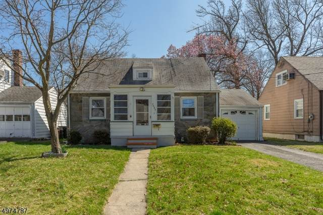 2089 Prospect St, Rahway City, NJ 07065 (MLS #3626906) :: REMAX Platinum