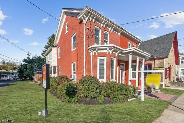245 N Main St, Lambertville City, NJ 08530 (MLS #3627015) :: The Dekanski Home Selling Team
