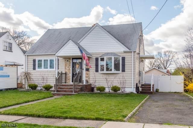 71 Jefferson St, Belleville Twp., NJ 07109 (MLS #3627048) :: Coldwell Banker Residential Brokerage