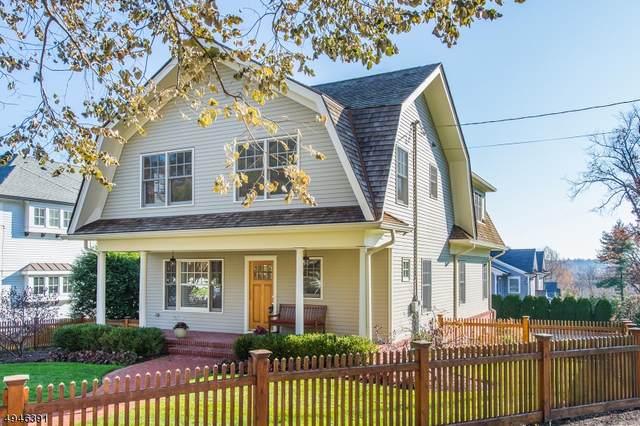 9 Edgehill Ave, Chatham Boro, NJ 07928 (MLS #3627108) :: SR Real Estate Group