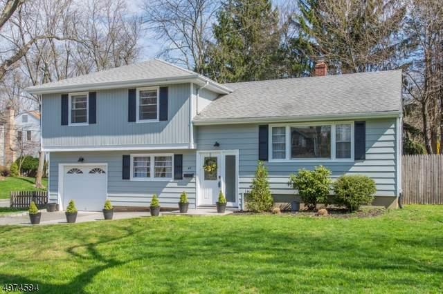 45 Oak Dr, Roseland Boro, NJ 07068 (MLS #3627184) :: SR Real Estate Group