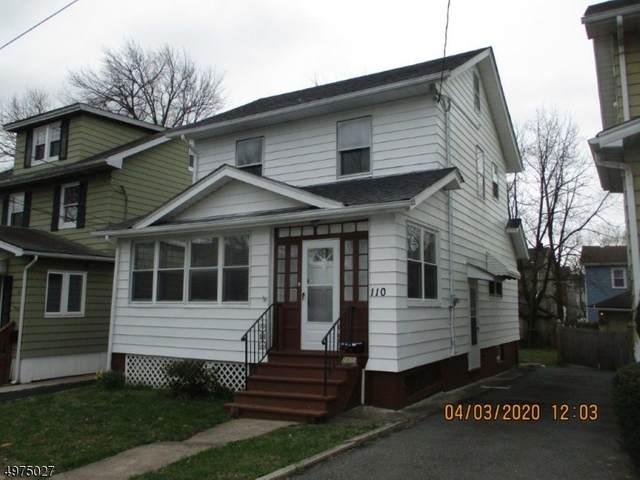 110 Woodside Rd, Maplewood Twp., NJ 07040 (MLS #3627239) :: The Lane Team