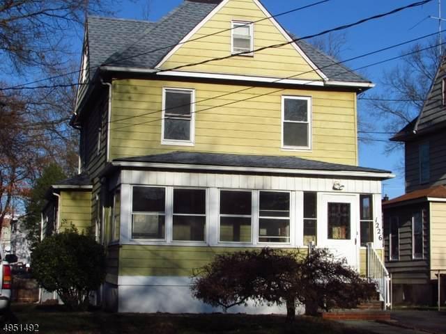 1226 W 3Rd St, Plainfield City, NJ 07060 (MLS #3627264) :: The Lane Team