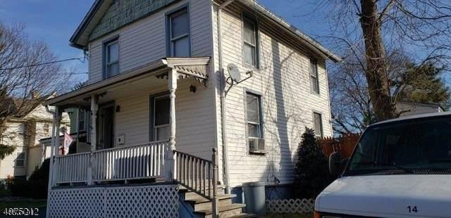 55 Greenbrook Rd, North Plainfield Boro, NJ 07060 (MLS #3627284) :: The Lane Team