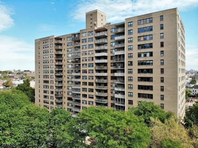 201 St Pauls Ave 9F, Jersey City, NJ 07306 (MLS #3627350) :: The Sikora Group