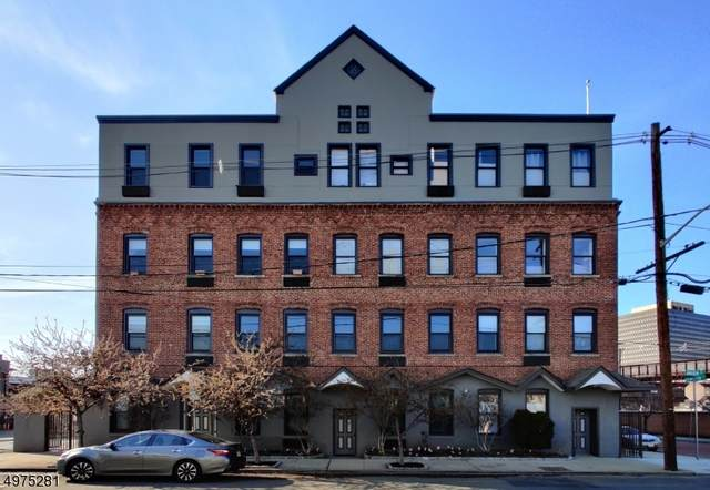 39 Bruen St #9, Newark City, NJ 07105 (MLS #3627375) :: The Sikora Group