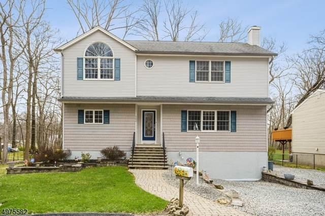 102 Evergreen Ave, Hopatcong Boro, NJ 07843 (MLS #3627635) :: Mary K. Sheeran Team