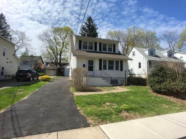9 Chestnut St, Caldwell Boro Twp., NJ 07006 (MLS #3627857) :: Weichert Realtors