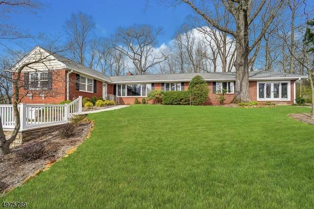 838 Long Hill Rd, Long Hill Twp., NJ 07933 (MLS #3627998) :: William Raveis Baer & McIntosh