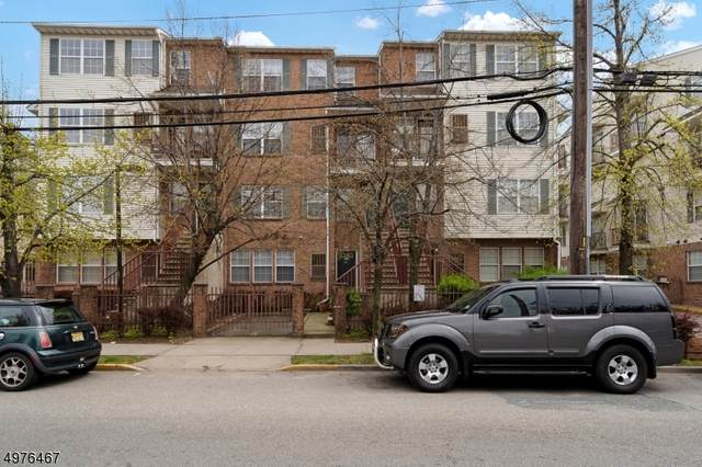 72 Union St B2, Newark City, NJ 07105 (MLS #3628417) :: The Sikora Group