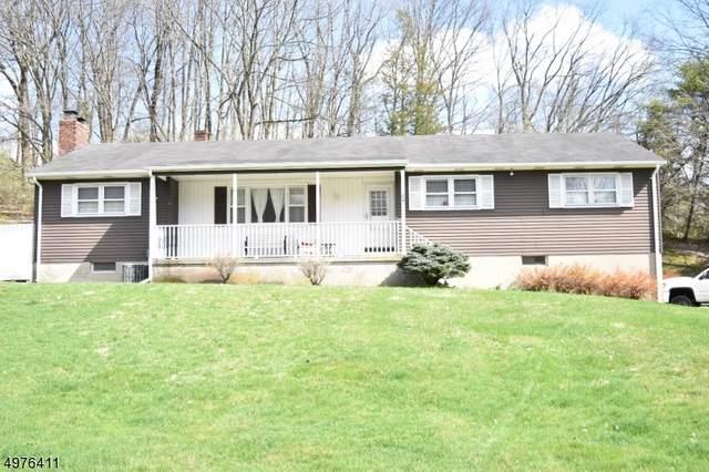 82 Wintermute Rd, Green Twp., NJ 07860 (MLS #3628606) :: William Raveis Baer & McIntosh