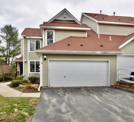 28 Red Oak Ter, Jefferson Twp., NJ 07438 (MLS #3628705) :: The Dekanski Home Selling Team