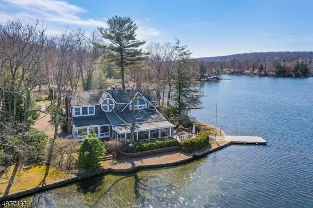 128 Lake End Rd, Rockaway Twp., NJ 07435 (MLS #3629560) :: The Dekanski Home Selling Team