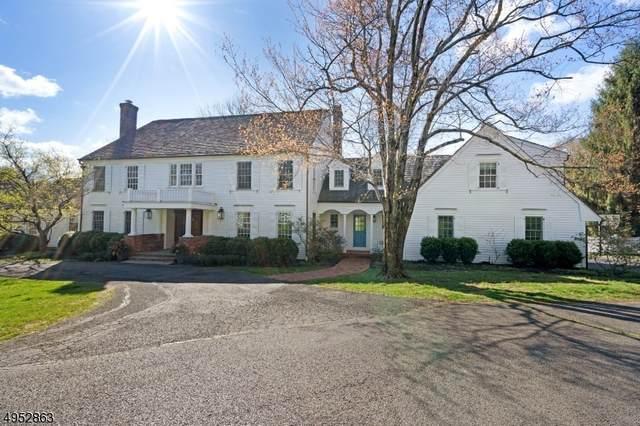 100 Post Kennel Rd, Bernardsville Boro, NJ 07924 (MLS #3629902) :: SR Real Estate Group