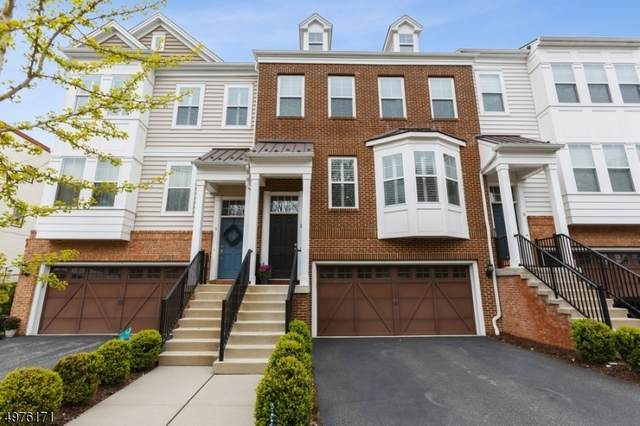 12 Macculloch Ave Unit 2, Morristown Town, NJ 07960 (MLS #3629988) :: The Sikora Group